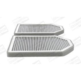 Filter, Innenraumluft CHAMPION Art.No - CCF0059C OEM: 4D0898438A für VW, AUDI, SKODA, SEAT, CUPRA kaufen