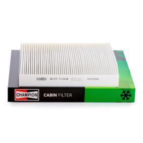 CHAMPION Filtro de aire acondicionado CCF0320