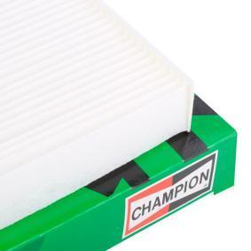 Filtro habitáculo CCF0320 CHAMPION