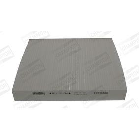 CHAMPION Filtro aire habitáculo CCF0320