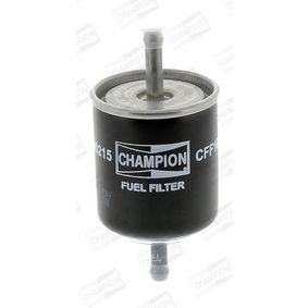 CHAMPION NISSAN MICRA Φίλτρο καυσίμων (CFF100215)