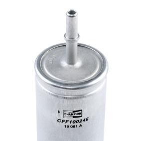 CHAMPION Filtro de combustible (CFF100246)