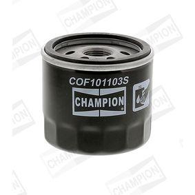 CHAMPION Oil filter (COF101103S)
