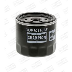 CHAMPION Oil Filter (COF101103S) at low price