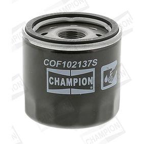 CHAMPION Motorölfilter (COF102137S)