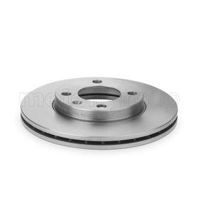 Bremsscheibe CIFAM Art.No - 800-170 OEM: 6N0615301G für VW, AUDI, SKODA, SEAT kaufen