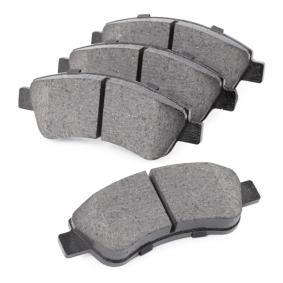 CIFAM 822-327-0 Brake Pad Set, disc brake OEM - 425341 CITROËN, OPEL, PEUGEOT, PIAGGIO, CITROËN/PEUGEOT, TVR, GLASER, A.B.S., OEMparts, DS cheaply
