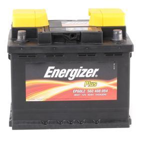ENERGIZER Startovací baterie (EP60-L2)