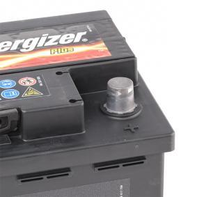 ENERGIZER SKODA OCTAVIA Baterie (EP60-L2)