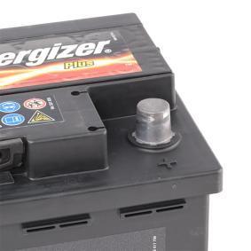ENERGIZER VW TOURAN Batterie (EP60-L2)