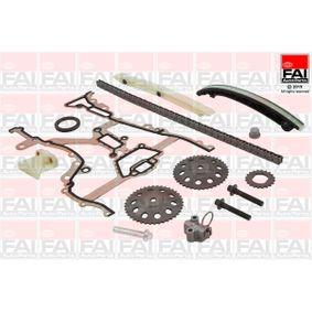 Steuerkettensatz FAI AutoParts Art.No - TCK116 OEM: 55562234 für OPEL, CHEVROLET, VAUXHALL kaufen
