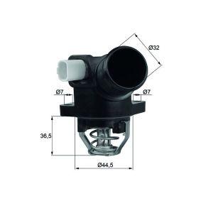 Thermostat, Kühlmittel MAHLE ORIGINAL Art.No - TM 32 103 OEM: 1336Z2 für FORD, PEUGEOT, CITROЁN, DS kaufen