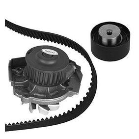 Timing belt kit GRAF (KP866-2) for FIAT PUNTO Prices