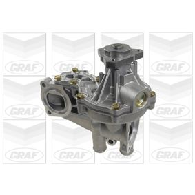 Wasserpumpe GRAF Art.No - PA546 OEM: 056121013A für VW, AUDI, SKODA kaufen