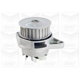 Wasserpumpe GRAF Art.No - PA603 OEM: 030121005NV für VW, AUDI, SKODA, SEAT, ALFA ROMEO kaufen