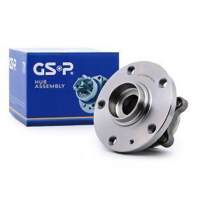 GSP kerékcsapágy készlet hátsótengely, elsőtengely GHA336007 szaktudással
