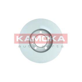 KAMOKA Bremsscheibe 9111038 für OPEL, RENAULT, NISSAN, VAUXHALL, PLYMOUTH bestellen