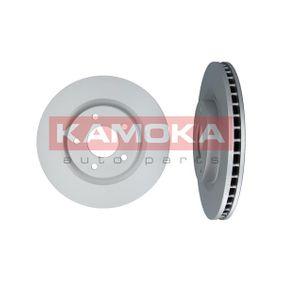 Bremsscheibe KAMOKA Art.No - 1031047 OEM: 40206JD00A für RENAULT, NISSAN, INFINITI kaufen