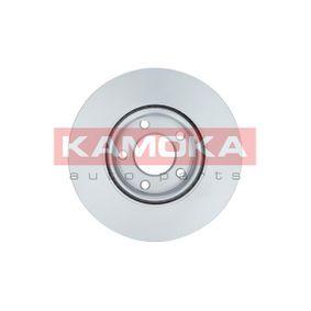 Discos de freno 1031123 KAMOKA