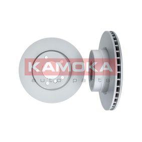 Bremsscheibe KAMOKA Art.No - 1031126 OEM: 34116764021 für BMW kaufen