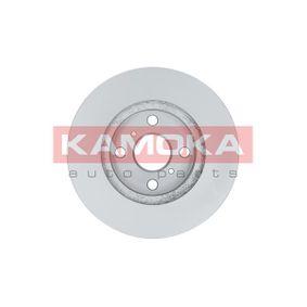 KAMOKA Bremsscheibe 4351212550 für TOYOTA, SUZUKI, CHEVROLET, LEXUS, ISUZU bestellen