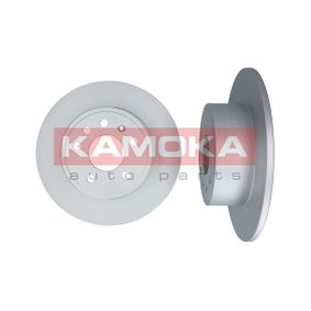Bremsscheibe KAMOKA Art.No - 1031622 OEM: 4839338 für OPEL, CHEVROLET, SAAB, ISUZU, CADILLAC kaufen