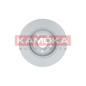 KAMOKA Bremsscheibe 4839338 für OPEL, CHEVROLET, SAAB, ISUZU, CADILLAC bestellen