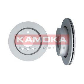 Bremsscheibe KAMOKA Art.No - 1031662 OEM: 34211162315 für BMW, MINI kaufen