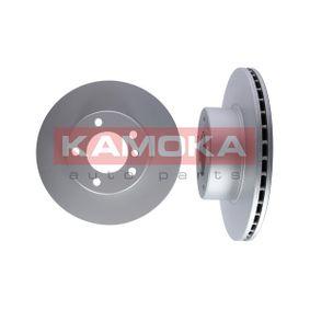 Bremsscheibe KAMOKA Art.No - 1031668 kaufen