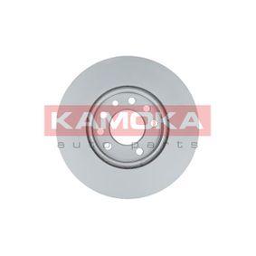 KAMOKA Disc frana 90539466 pentru OPEL, CHEVROLET, CADILLAC, VAUXHALL, BEDFORD cumpără
