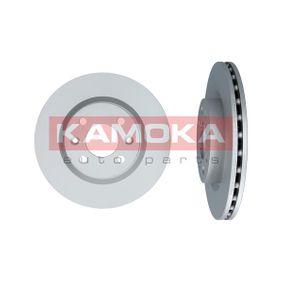 Bremsscheibe KAMOKA Art.No - 1032192 OEM: 7701204828 für RENAULT, NISSAN, DACIA, DAEWOO, SANTANA kaufen