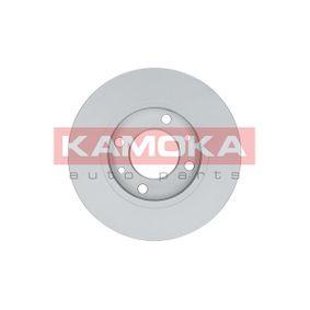 Discos de freno 1032356 KAMOKA