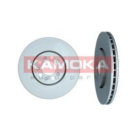 Bremsscheibe KAMOKA Art.No - 1032442 OEM: 1J0615301S für VW, AUDI, SKODA, SEAT, PORSCHE kaufen