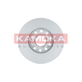 KAMOKA Bremsscheibe 1K0615601AB für VW, AUDI, SKODA, MAZDA, SEAT bestellen