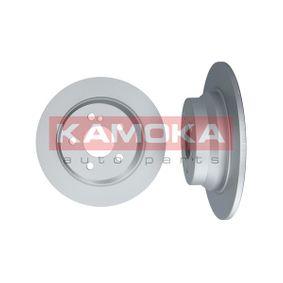 Bremsscheibe KAMOKA Art.No - 1032617 OEM: 2114230712 für MERCEDES-BENZ, SMART kaufen
