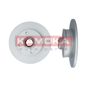 Bremsscheibe KAMOKA Art.No - 103274 OEM: 357615601 für VW, AUDI, SKODA, SEAT, PORSCHE kaufen