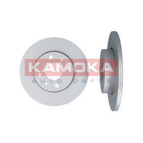 KAMOKA Electric motor, radiator fan 103280