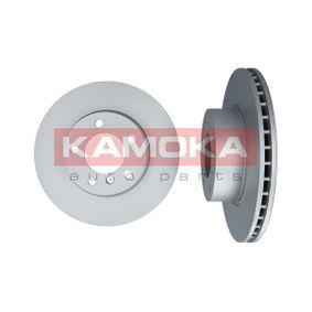 Bremsscheibe KAMOKA Art.No - 1033072 OEM: 34116772669 für BMW, TOYOTA kaufen