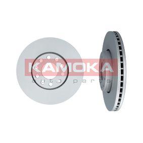Bremsscheibe KAMOKA Art.No - 1033354 OEM: 4B0615301B für VW, AUDI, SKODA, SEAT, PORSCHE kaufen