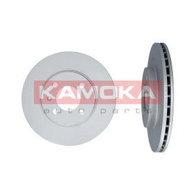 Bremsscheibe KAMOKA Art.No - 103414 OEM: 6N0615301D für VW, MERCEDES-BENZ, AUDI, SKODA, SEAT kaufen