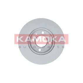 KAMOKA Bremsscheibe 6N0615301D für VW, MERCEDES-BENZ, AUDI, SKODA, SEAT bestellen
