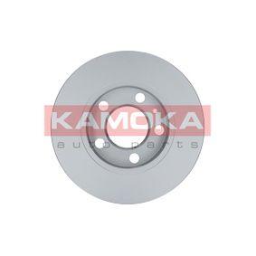 KAMOKA Bremsscheibe 1J0615601C für VW, AUDI, SKODA, SEAT, SMART bestellen
