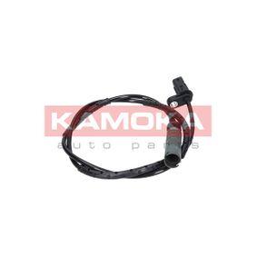 KAMOKA 1060057 Sensor, Raddrehzahl OEM - 34526762466 BMW, BorgWarner (BERU), VEMO, A.B.S., BMW (BRILLIANCE) günstig