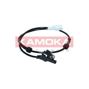 KAMOKA 1060096 Sensor, Raddrehzahl OEM - 9658420780 CITROËN, PEUGEOT, CITROËN/PEUGEOT, A.B.S. günstig