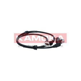 Sensor, Raddrehzahl KAMOKA Art.No - 1060177 OEM: 1E0043701B für FORD, MAZDA, VOLVO kaufen
