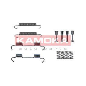 KAMOKA Zubehörsatz Bremsbacken 1070050