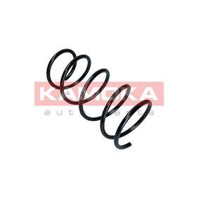 Fahrwerksfeder KAMOKA Art.No - 2110005 OEM: 1090761 für BMW kaufen