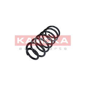 KAMOKA Fahrwerksfedern 2110068