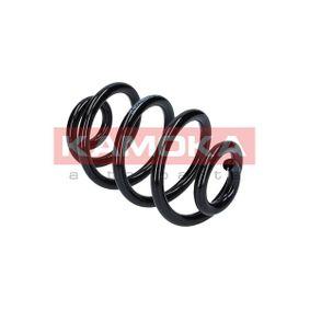 KAMOKA 2120121 Fahrwerksfeder OEM - 33536750756 BMW günstig