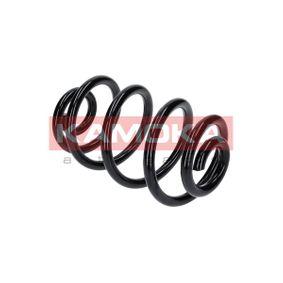 KAMOKA 2120122 Fahrwerksfeder OEM - 33531094739 BMW, STARK günstig